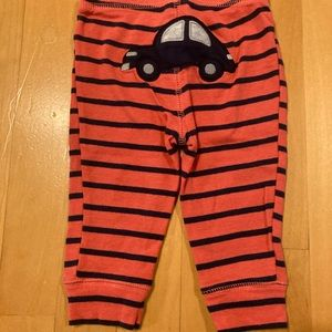 CARTER'S Toddler joggers Size 6 M